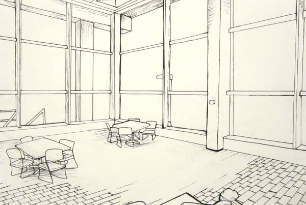 student perspective drawing